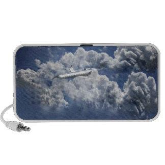 airplane speakers