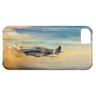 Airplane Spitfire iPhone 5C Case