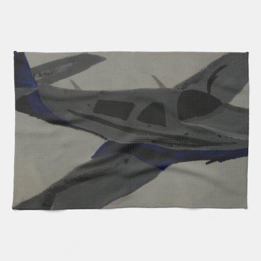 Airplane Hand Towels