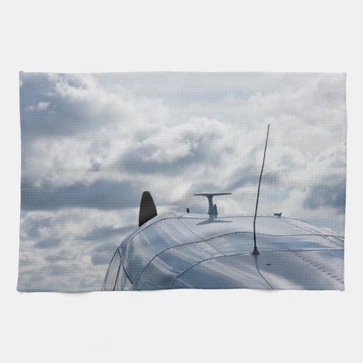 Airplane Hand Towel