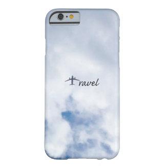 Airplane Travel Iphone 6 Phone Case