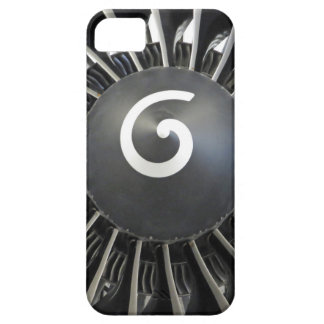 Airplane turbine barely there iPhone 5 case