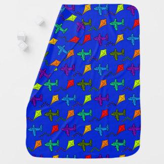 Airplanes & Kites III Baby Blanket