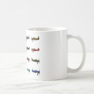 airplanes mug