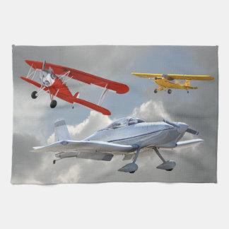 AIRPLANES TOWELS