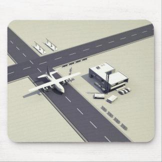 Airport Mousepad
