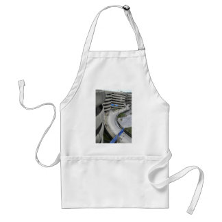 Airport Parking Structure Aprons