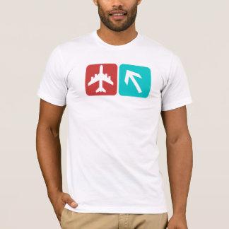 airport this way T-Shirt