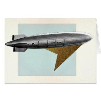 Airship Akron Card
