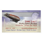 Airship Captain Business Cards