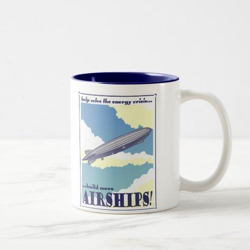 AIRSHIP Mug