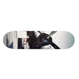 Airshow Airplanes Skate Board Deck
