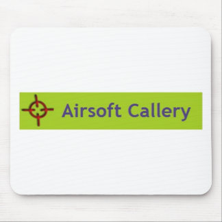 Airsoft Callery Mouse Pad