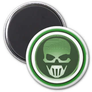 Airsoft Korea - GHOSTS Logo Magnet