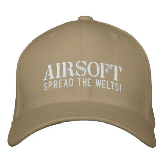 """Airsoft """"Spread the Welts!"""" Hat"""