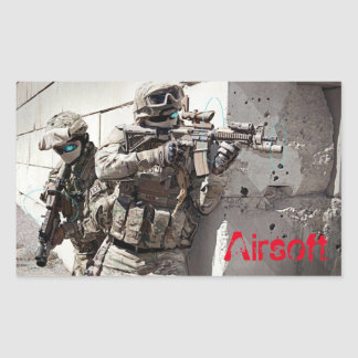 Airsoft Stickers