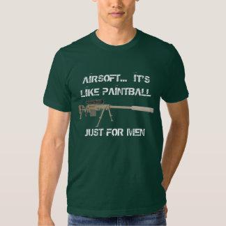 Airsoft Tshirt