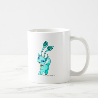 Aisha Blue Coffee Mug