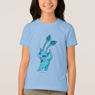 Aisha Blue T-Shirt