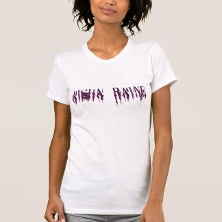 Aisha Raine's Never Broken Purple T-Shirt