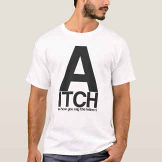Aitch Lge Black T-Shirt