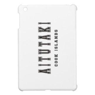 Aitutaki Cook Islands iPad Mini Covers