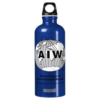 AIW Logo Water Bottle-Various Colors Available SIGG Traveller 0.6L Water Bottle