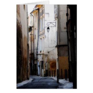 Aix en Provence Card