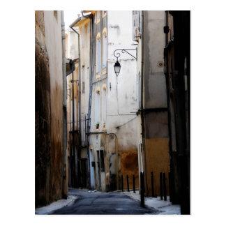 Aix en Provence Postcard