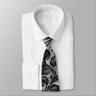 Aix galericulata style for man tie