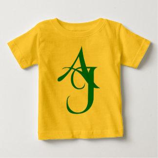 AJ Initials Shirt