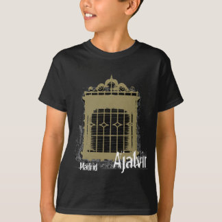 Ajalvir t-shirt in the community of Madrid Spain