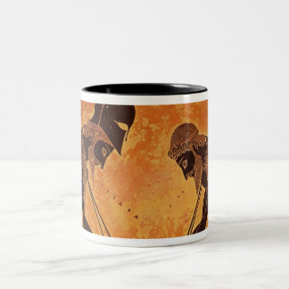 Ajax and Achilles by Exekias Mug