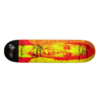 AJR Boards- Respect My Skate Game Skate Board
