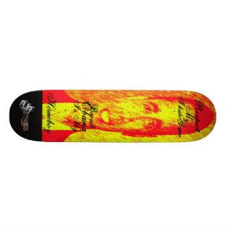 AJR Boards- Respect My Skate Game Skateboard Deck