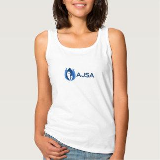 AJSA T-Shirt Bleu