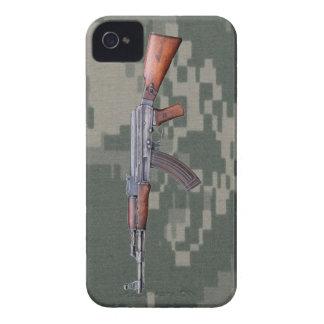 AK47 Army Camo iPhone 4/4S Case