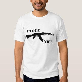 "Ak47 ""Piece Now"" Tee Shirt"