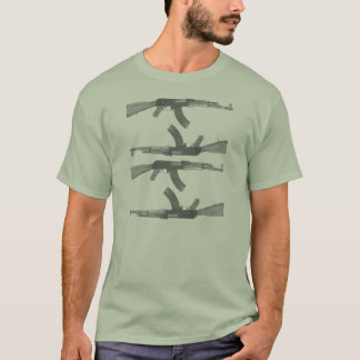 AK47 = Split Melons - Dark Graphic T-Shirt