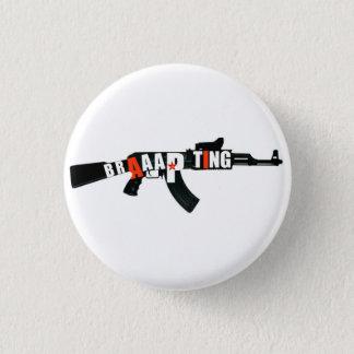 ak 47 3 cm round badge