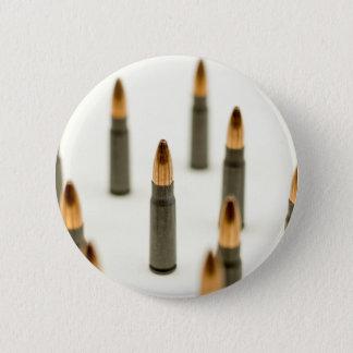 AK-47 Ammo Bullet AK47 Cartridge 7.62x39 6 Cm Round Badge