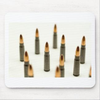 AK-47 Ammo Bullet AK47 Cartridge 7.62x39 Mouse Pad