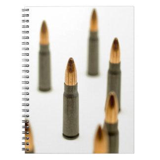 AK-47 Ammo Bullet AK47 Cartridge 7.62x39 Notebook