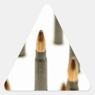 AK-47 Ammo Bullet AK47 Cartridge 7.62x39 Triangle Sticker