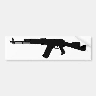 AK-47 assault rifle Kalashnikov Bumper Sticker