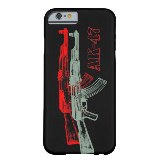 AK 47 BARELY THERE iPhone 6 CASE