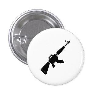 AK-47 Pictogram Button