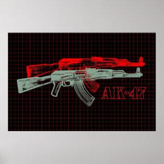 AK 47 POSTER