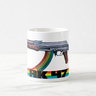 AK-47 Retro Tribute Coffee Mug