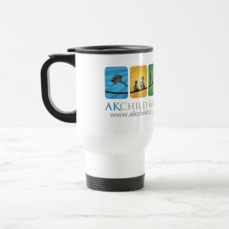 AK Child & Family Travel Mug (Color)